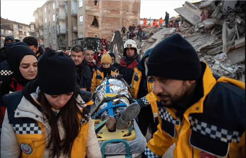 اختبار تركيا.. ارتفاع عدد ضحايا الزلزال إلى 29 قتيلًا و1466 جريحًا - المواطن
