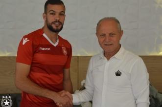 لاعب النجم الساحلي التونسي سليم بوخنشوش