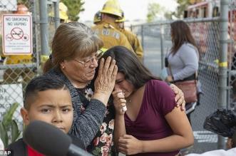 بالفيديو.. طائرة أمريكية تصيب 17 طفلا في ملعب مدرستهم - المواطن