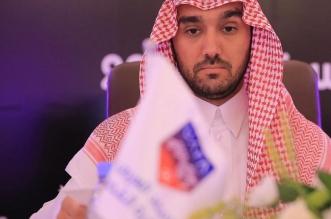 رئيس الاتحاد العربي عبدالعزيز بن تركي الفيصل