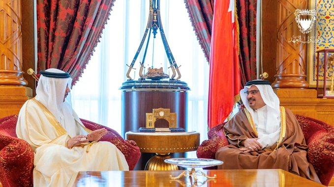 الزياني وزيرًا لخارجية البحرين بعد انتهاء عمله في مجلس التعاون