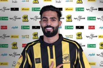 عبدالمجيد السواط بقميص الاتحاد