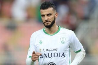 لاعب النادي الاهلي عمر السومة