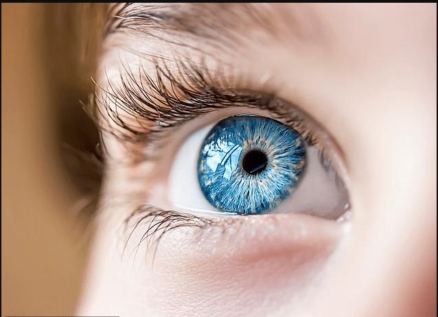 صورة عين