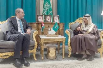 الأردن تقف مع المملكة في كل ما يحفظ أمنها - المواطن