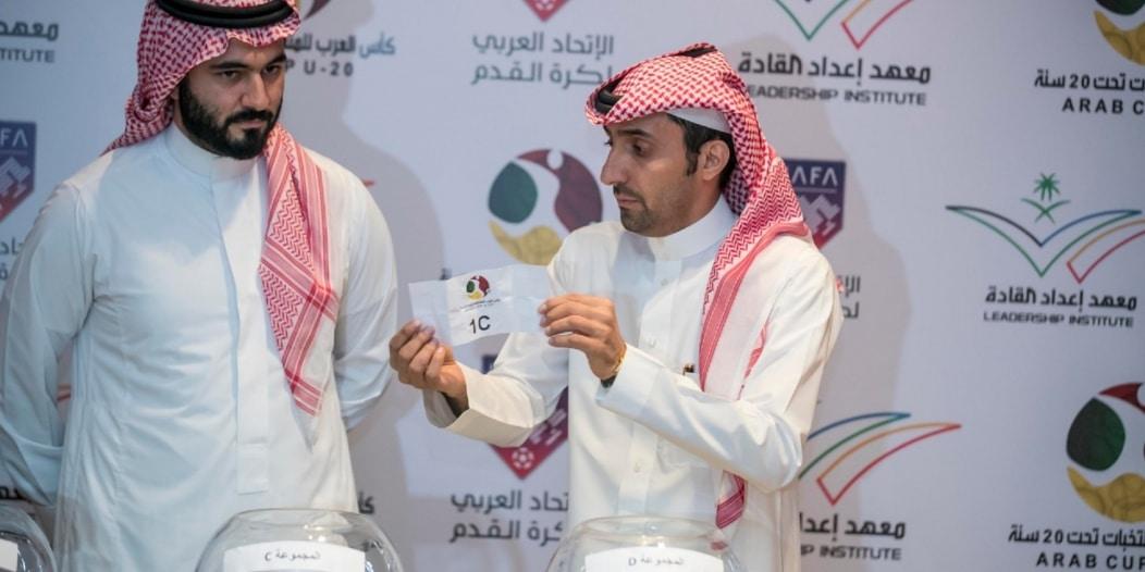 الاتحاد العربي يُنهي استعداداته لانطلاقة كأس العرب لمنتخبات الشباب