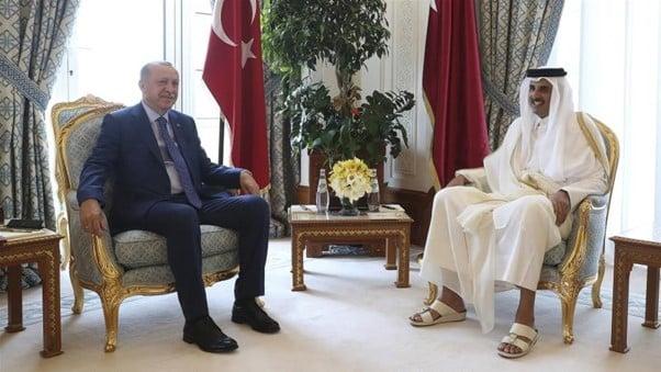 الدبلوماسي الأقل مهارة.. عين أردوغان على عائلة تميم