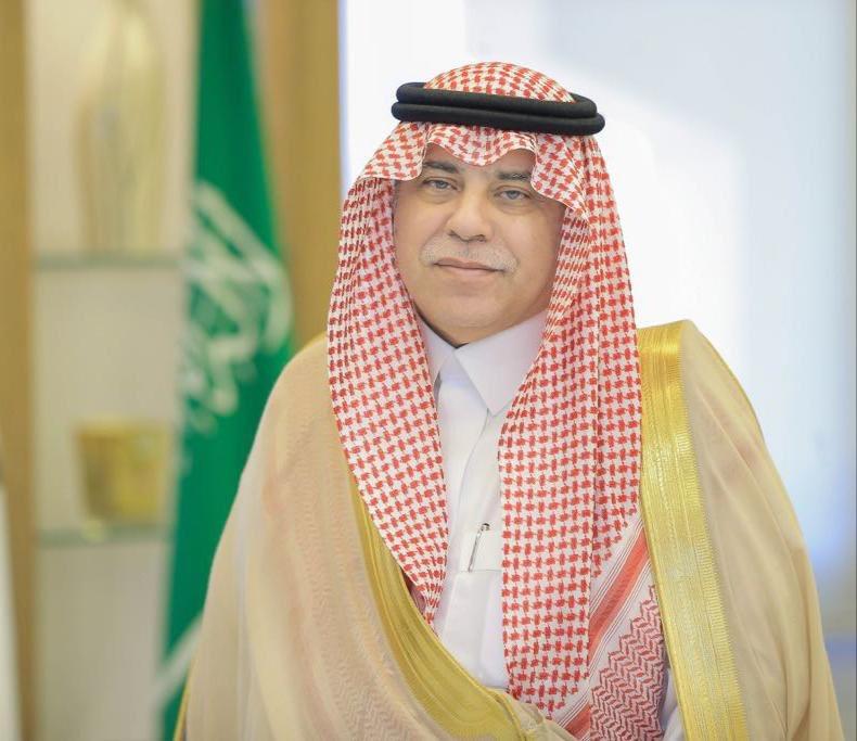 وزير التجارة ماجد بن عبدالله القصبي