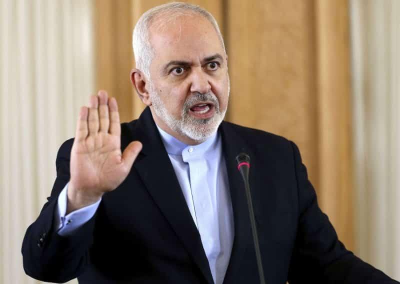 وزير الخارجية الإيراني