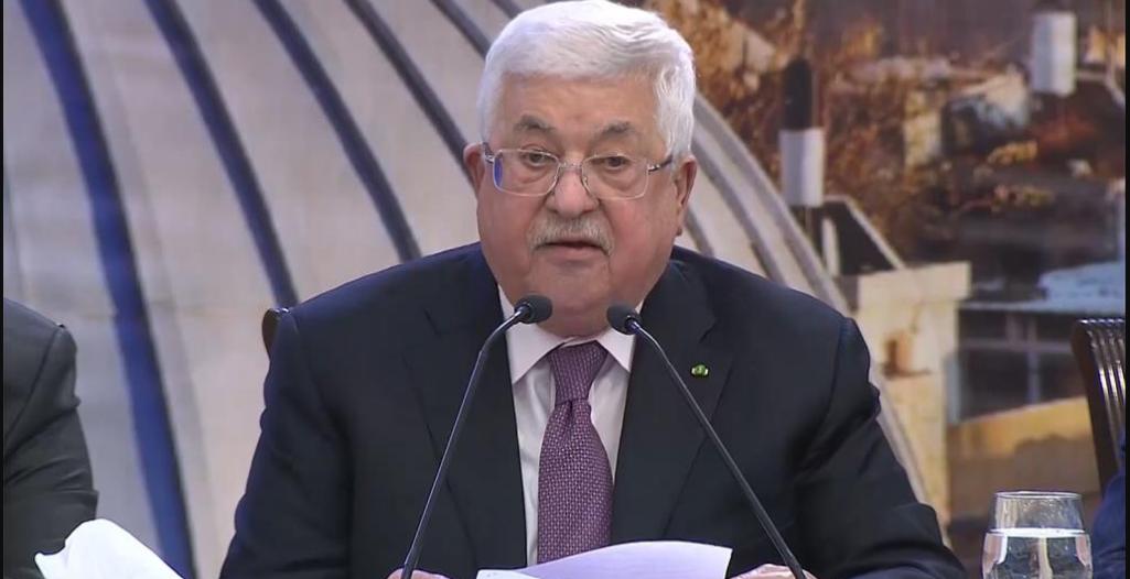 السلطة الفلسطينية تعلن عودة مسار العلاقة مع إسرائيل