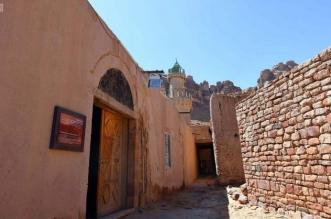 ولي العهد يوجه بضم مسجد العظام بالعلا لمشروع ترميم المساجد التاريخية - المواطن