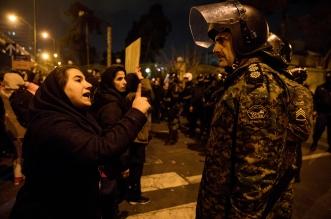 رموز إيران تنتفض ضد نظام الملالي - المواطن