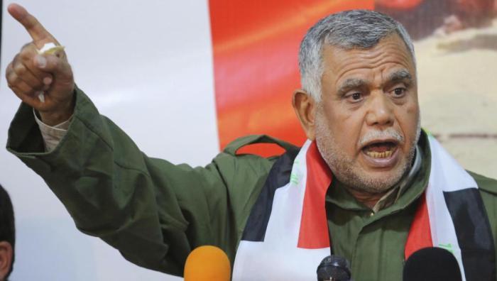 ترشيح هادي العامري لمنصب نائب رئيس الحشد العراقي