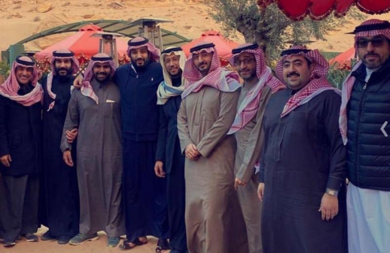 ولي العهد الامير محمد بن سلمان