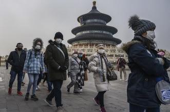 المواطنون الصينيون في ووهان