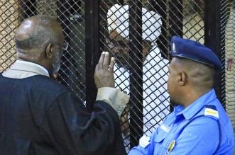 اتهامات جديدة تطال البشير .. وزوجته باقية خلف القضبان - المواطن