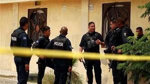 10 جثث متفحمة داخل شاحنة في المكسيك