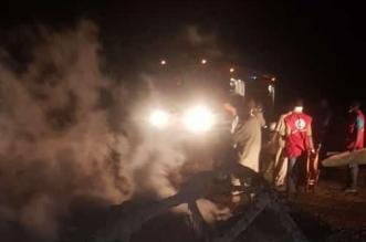 فيديو.. ارتفاع حصيلة ضحايا الطائرة السودانية لـ20 شخصًا - المواطن