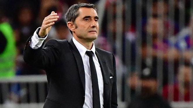 إقالة منتظرة لـ Valverde اليوم بعد نكسة السوبر
