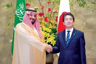 رئيس وزراء اليابان في الرياض.. دفعة جديدة للعلاقات بين البلدين - المواطن