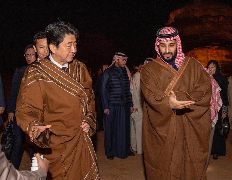 صحف يابانية: دبلوماسية محمد بن سلمان تدعم السلام في المنطقة