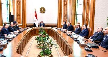 مجلس الأمن القومي بمصر يناقش التدخل العسكري في ليبيا