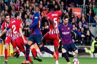 تشكيلة مباراة برشلونة ضد أتلتيكو مدريد بـ السوبر الإسباني - المواطن