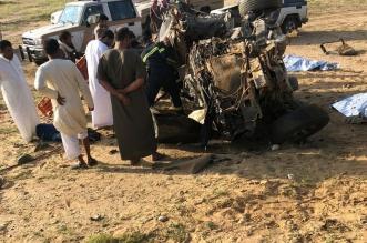 وفاة 6 أشخاص وإصابة 7 آخرين في حادث مروع بالباحة - المواطن