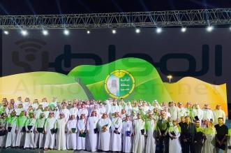 الحميدي يكرم المشاركين في افتتاح واجهة عسير البحرية - المواطن