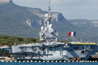 فرنسا ترسل حاملة طائرات للشرق الأوسط - المواطن