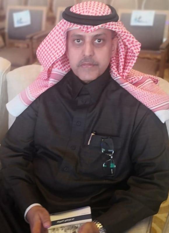 خالد الجاسر رئيس مجموعة أماكن الدولية