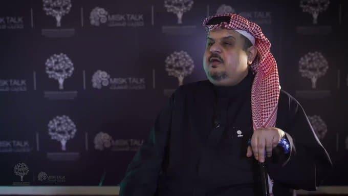 الأمير الشاعر بن مساعد