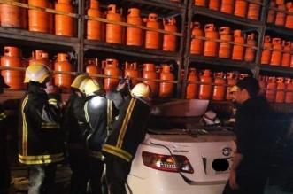 حادث تصادم في المخواة كاد يودي بحياة 3 أشخاص - المواطن