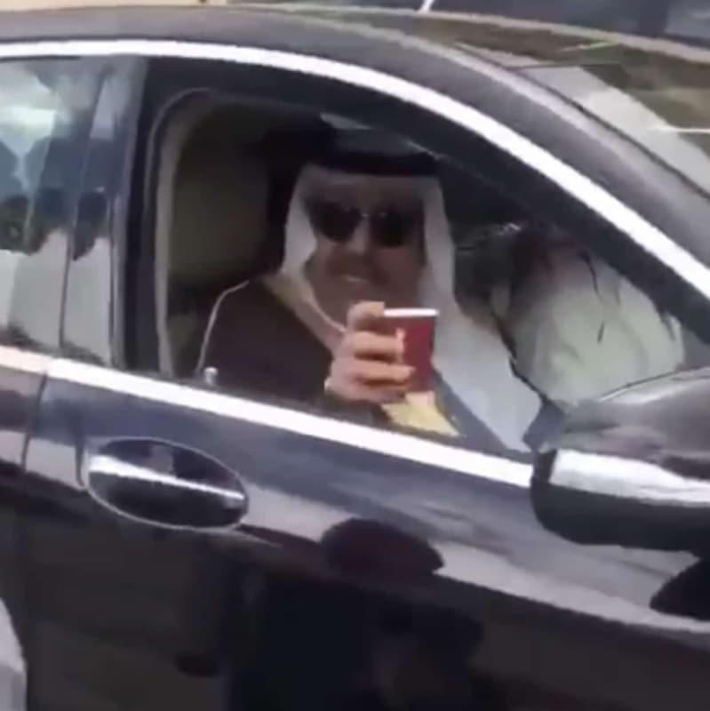 أمير الباحة في عقبة الملك فهد