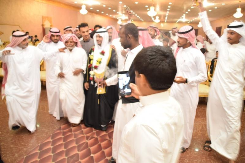 آل القاضي تحتفل بزواج ابنهم علي في جازان - المواطن
