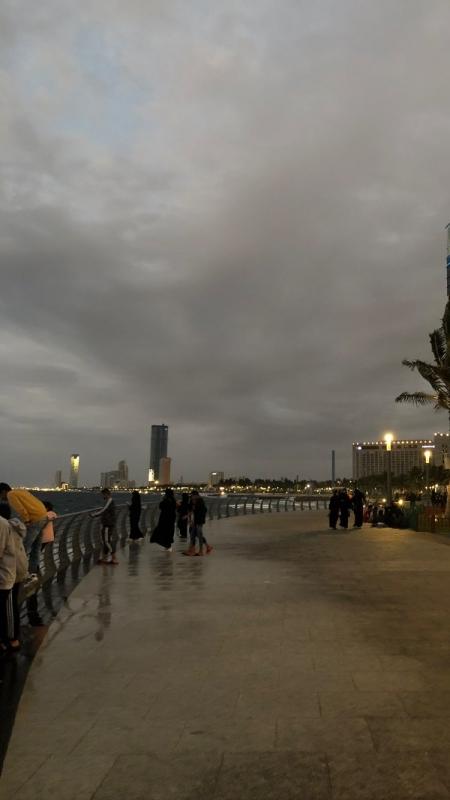 فيديو وصور غيوم وسحب على جدة الآن صحيفة المواطن الإلكترونية