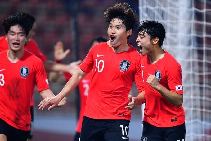 كوريا الجنوبية ضد أستراليا