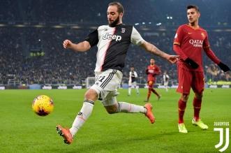 يوفنتوس ضد روما في كأس إيطاليا