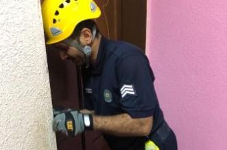 احتجاز 3 أطفال داخل غرفة بمنزل في فيفا - المواطن