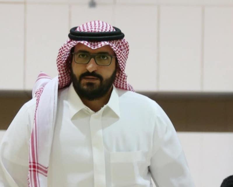 سعود آل سويلم يقدم هديته للنصر