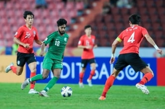 السعودية ضد كوريا الجنوبية