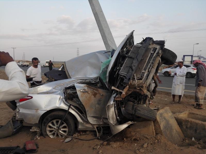 حوادث مميتة على طريق إسكان الحصمة والأهالي يطالبون بحلول!