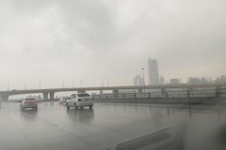 طقس الخميس والجمعة ممطر مع رطوبة - المواطن