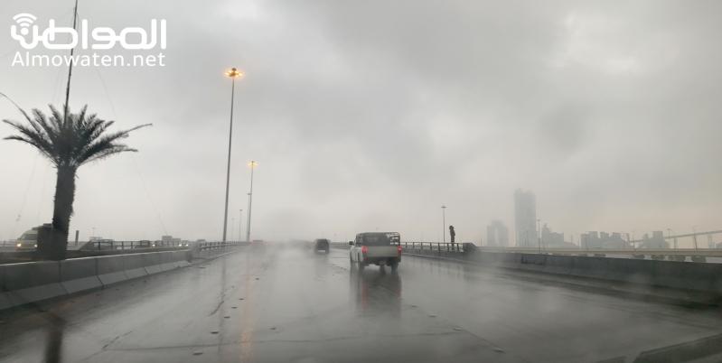 الأرصاد : طقس الغد ممطر مع غبار   صحيفة المواطن الإلكترونية