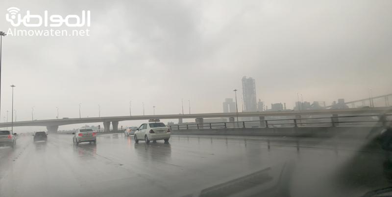 الأرصاد تتوقع أمطاراً رعدية على 6 مناطق اليوم - المواطن