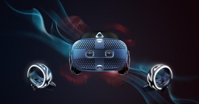 HTC VIVE تعلن عن توفر VIVE cosmos في المملكة
