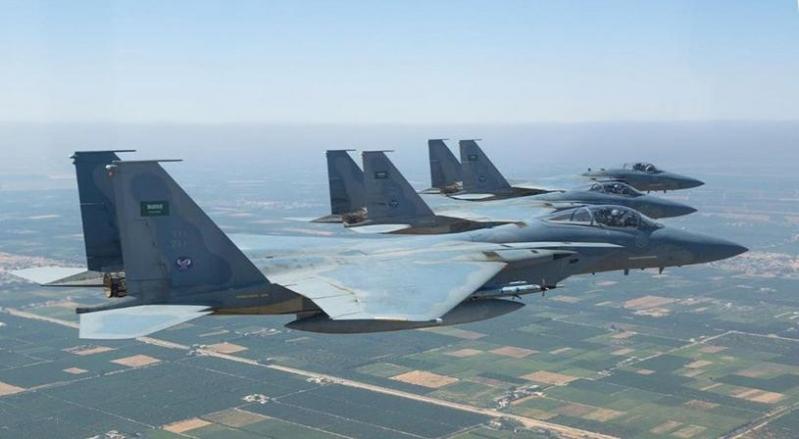 التحالف يدمر 4 طائرات مسيرة حوثية بصنعاء قبل انطلاقها