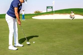 ليلى التلمساني تعرب عن رغبتها بأن تكون أول محترفة سعودية في رياضة الغولف