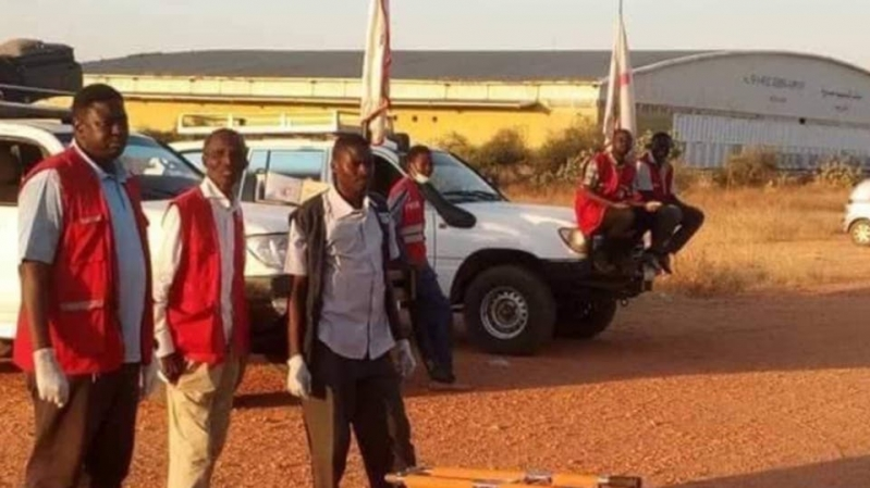 سقوط طائرة سودانية على متنها مسؤولون ووفاة طاقمها