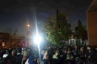 فيديو.. مظاهرات في إيران تنديداً بحادث الطائرة الأوكرانية - المواطن